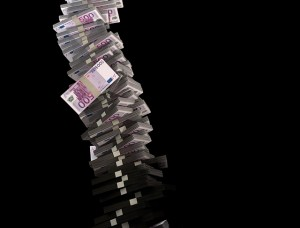 cascata soldi