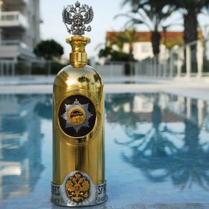 Rubata la bottiglia di vodka più cara del mondo